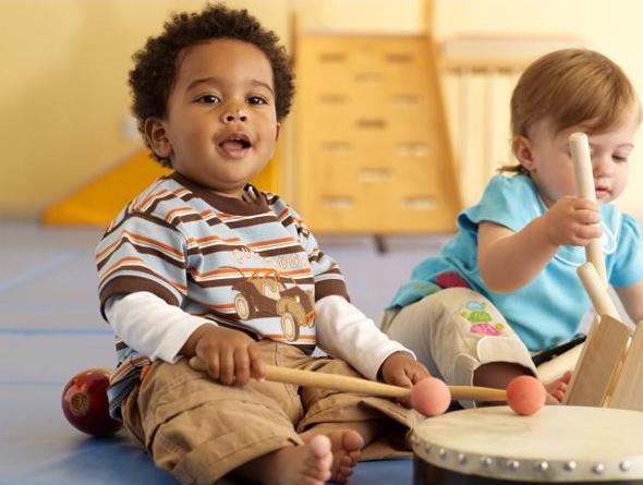 Corso per bambini - Musicoterapia
